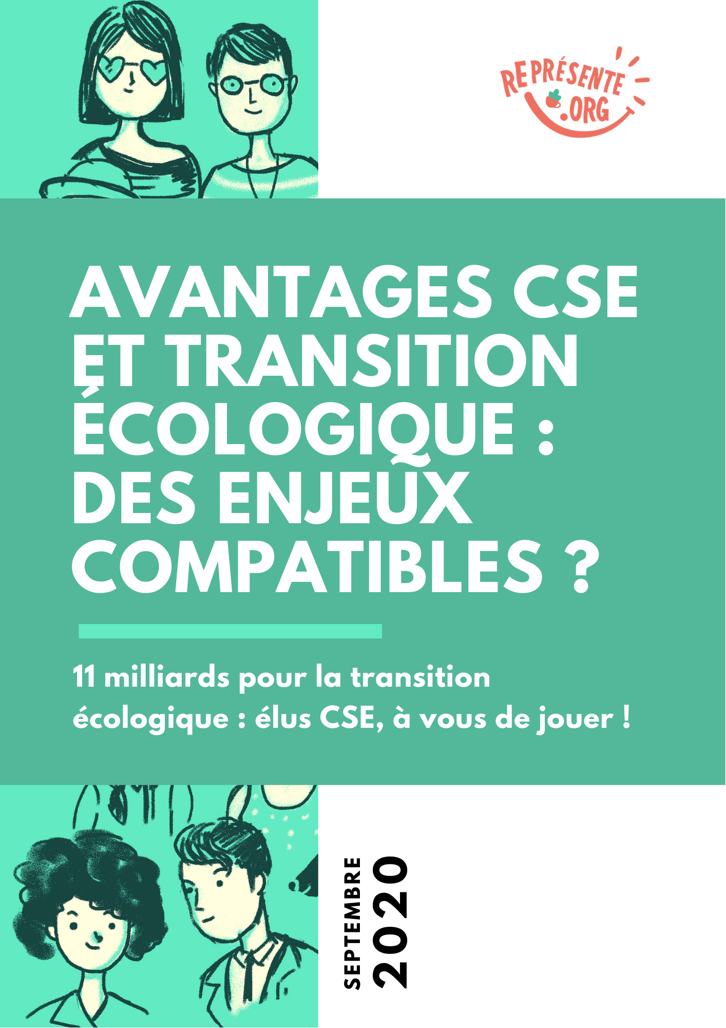 Livre blanc CSE & Ecologie