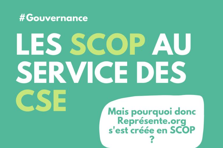 Les SCOP au service des CSE